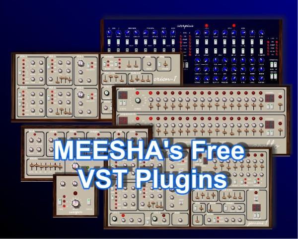 Meesha vst Meeshasfree